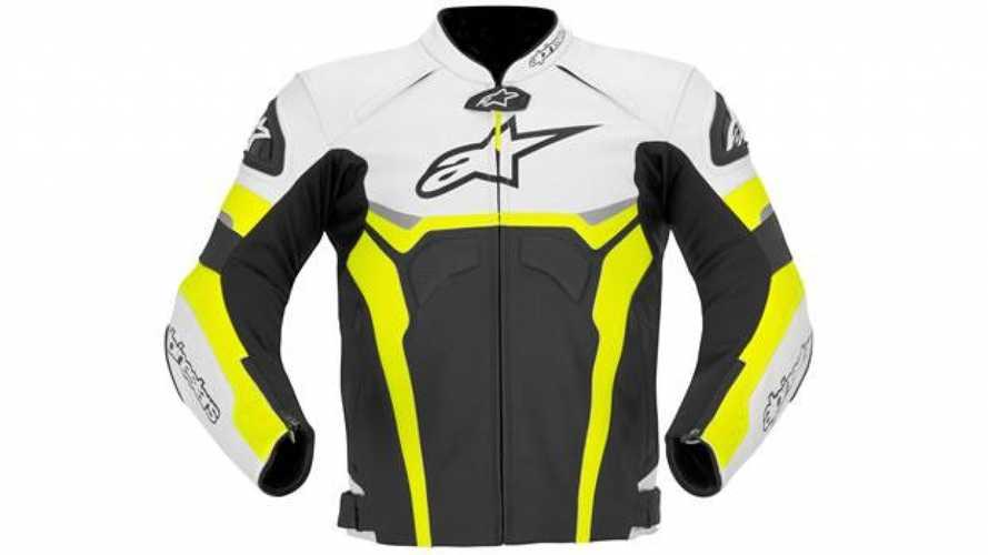 Alpinestars Celer Leather Jacket 2013
