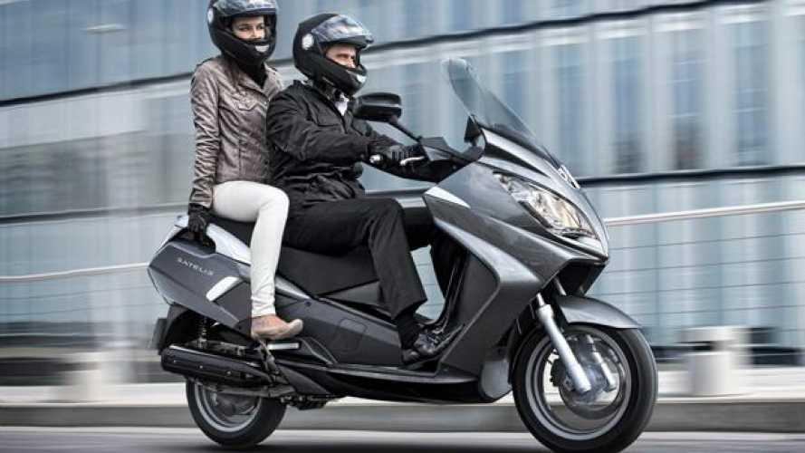 Peugeot Scooters: le promozioni di Aprile 2013