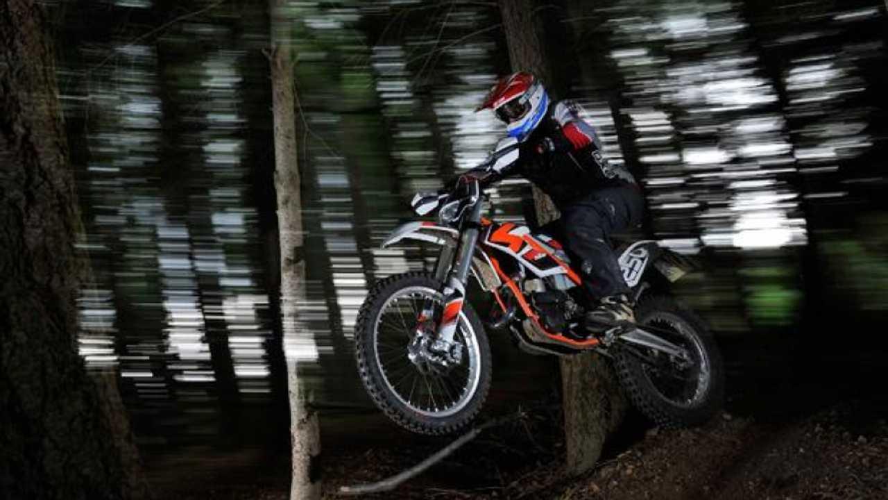 KTM Freeride 250 R – TEST