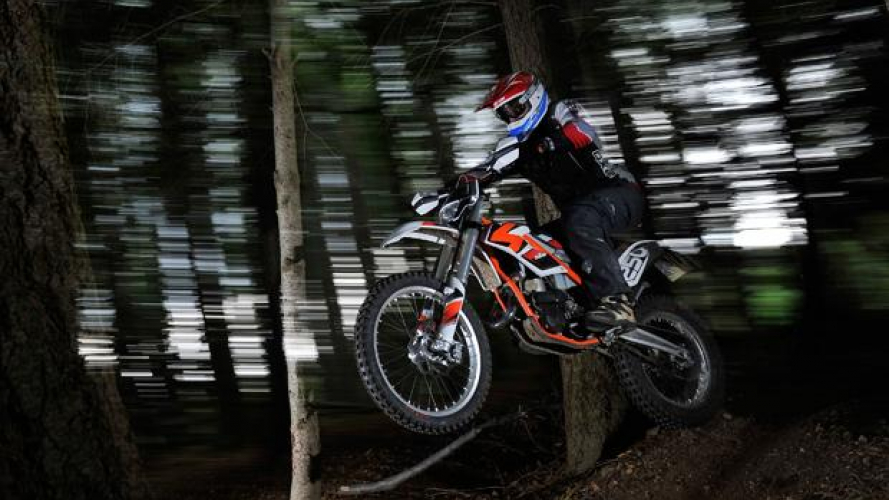 KTM Freeride 250 R – TEST