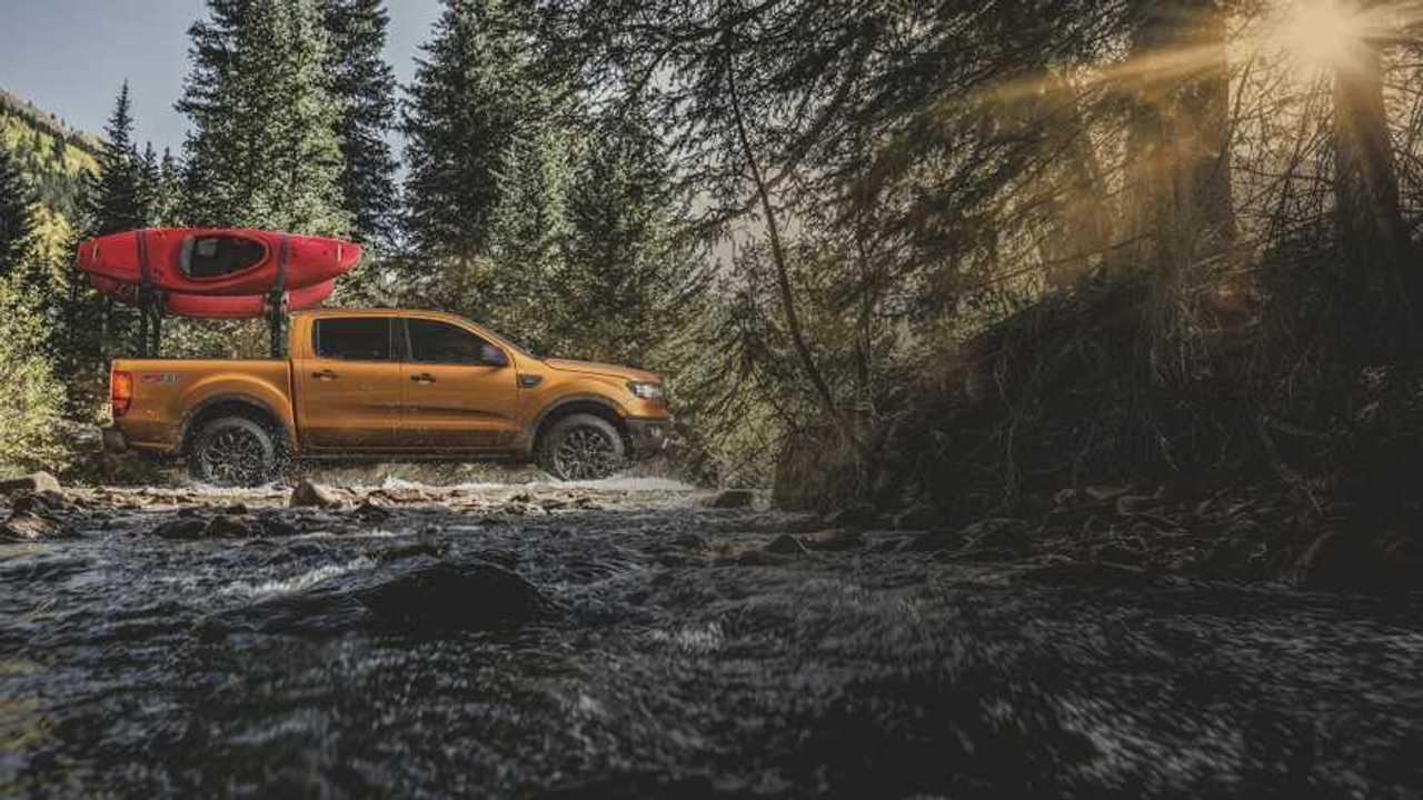 Ford Ranger Yakima Aksesuarları
