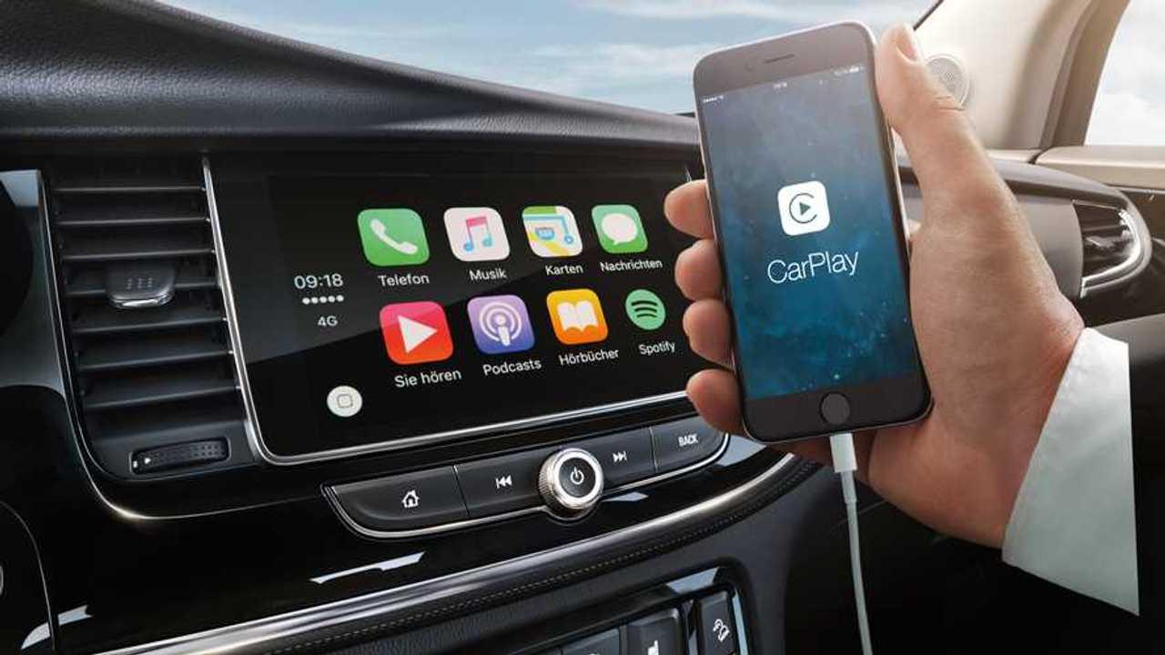 Opel Insignia Apple CarPlay
