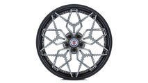 HRE 3D-printed titanium wheel