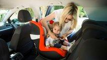 Seggiolini auto, la normativa i-Size