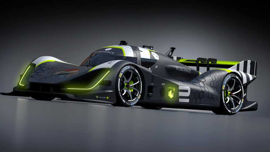 Roborace Unveils DevBot 2.0 With Cockpit For Human Driver
