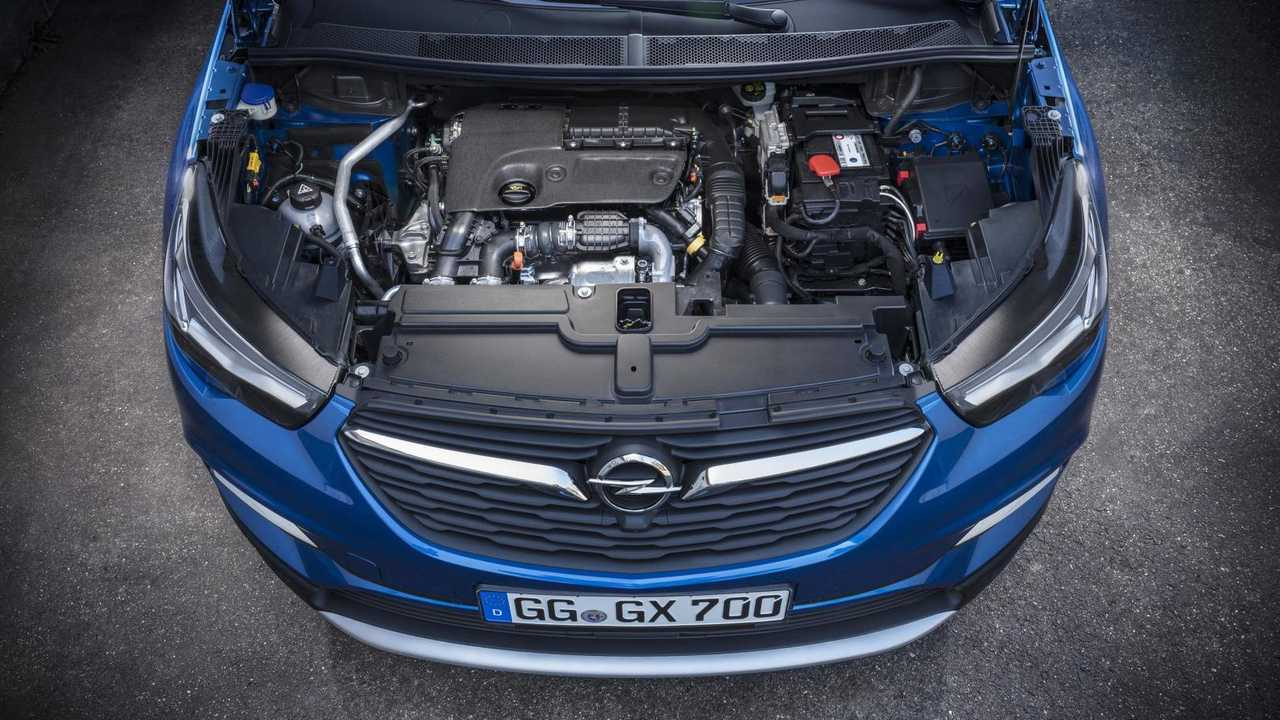 Opel Grandland X 2019: nuevo motor turbodiésel