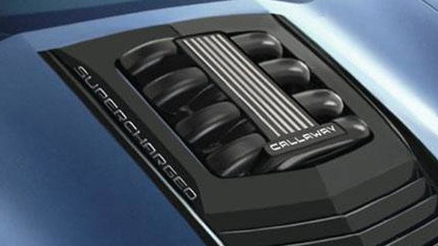 Callaway teases supercharged Corvette Stingray