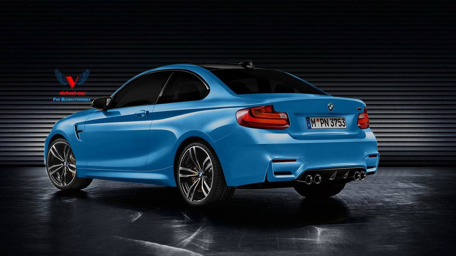 2015 BMW M2 rendered and speculated