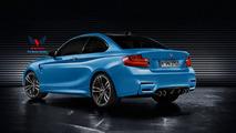 BMW M2 artist rendering