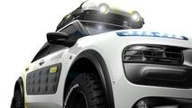 Citroen C4 Cactus Aventure concept