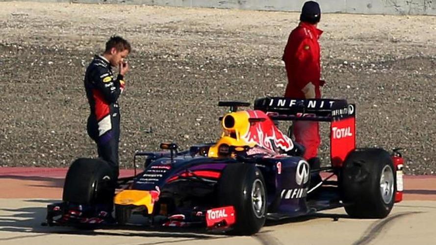 No 'quick fix' to Red Bull crisis - Vettel