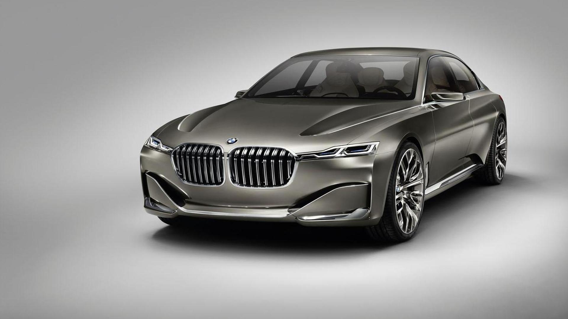 Bmw 9 Series Bmw New Car 2020