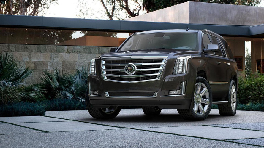 2015 Cadillac Escalade gets detailed, goes on sale shortly