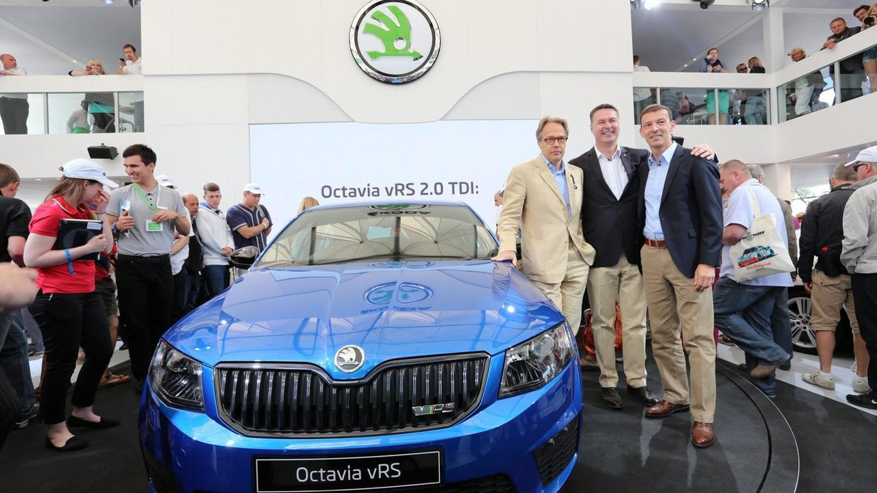 Skoda Octavia RS Debuts At Goodwood Festival Of Speed Video - Goodwood hardware car show