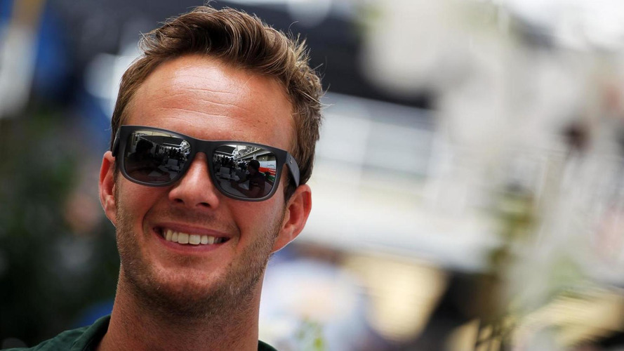 Van der Garde very confident of 2014 seat