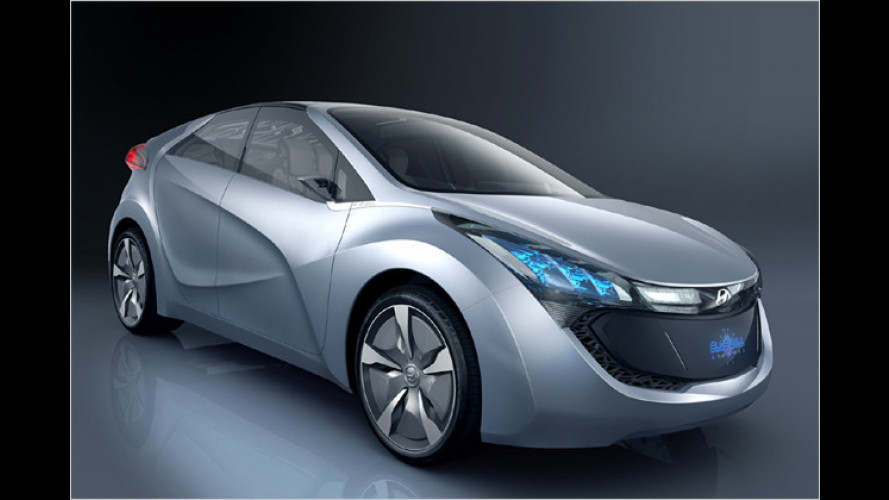Hyundai Blue-Will vertraut auf Lithium-Ionen-Polymer-Batterie