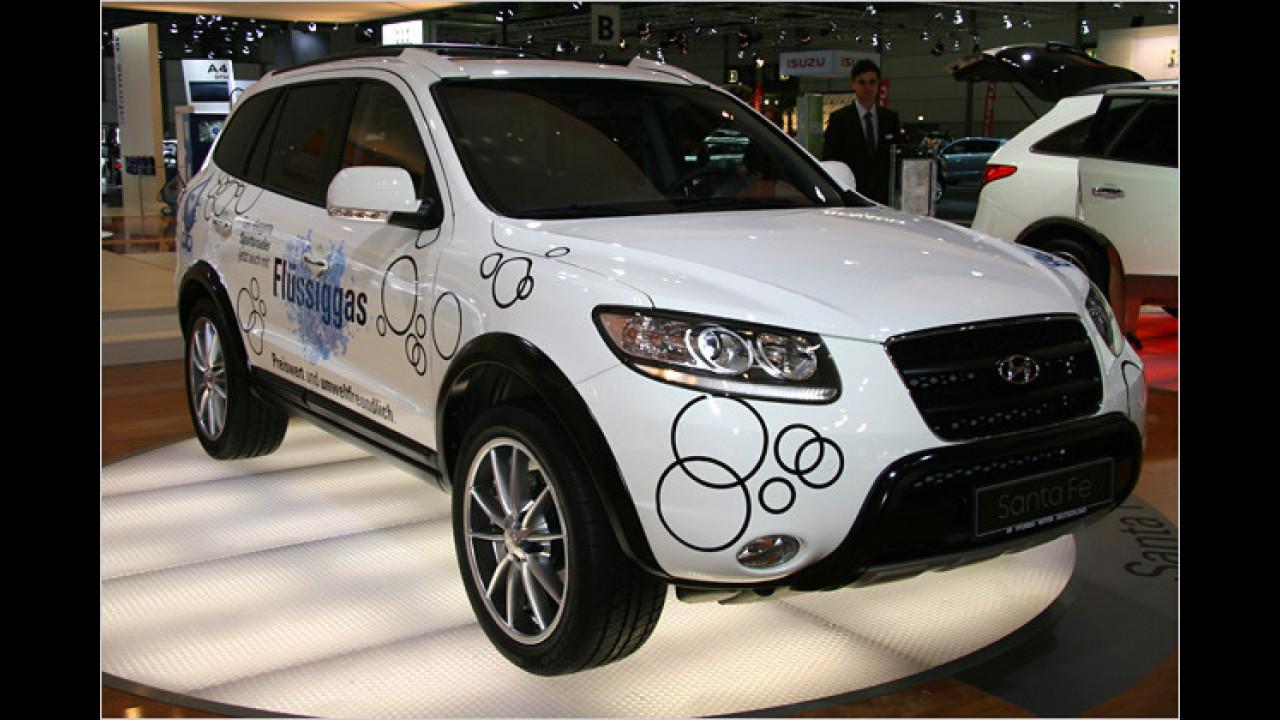 Hyundai Santa Fe LPG
