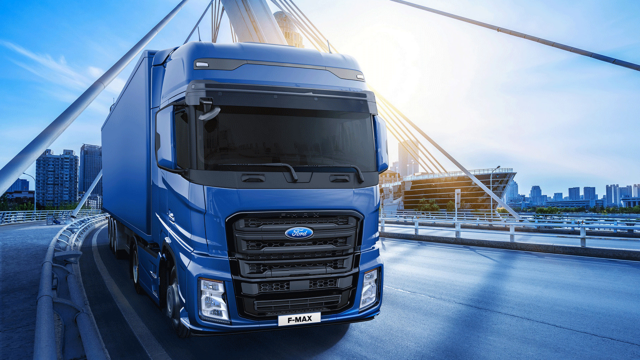 Ford vince l'International Truck of the Year con il nuovo F-Max