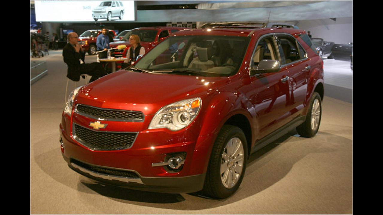 Platz 15: Chevrolet Equinox