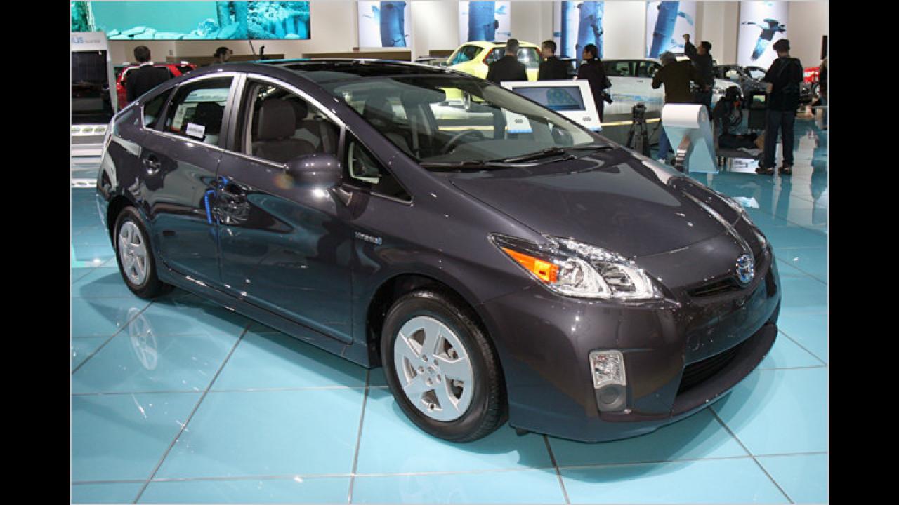 Platz 20: Toyota Prius