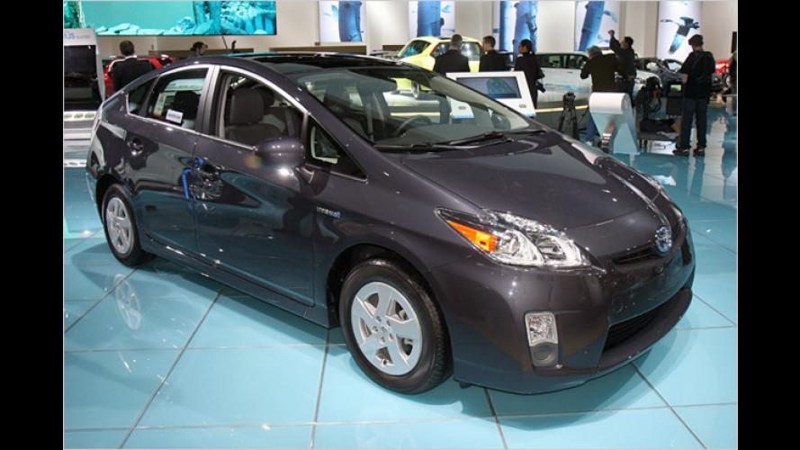 Top 20 US-Cars: Die Lieblingsautos der Amis auf der NAIAS 2010