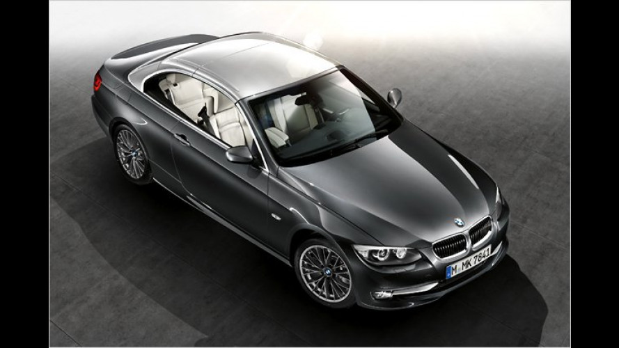 BMW-Neuheiten: Sparmotoren, Editionsmodelle und mehr