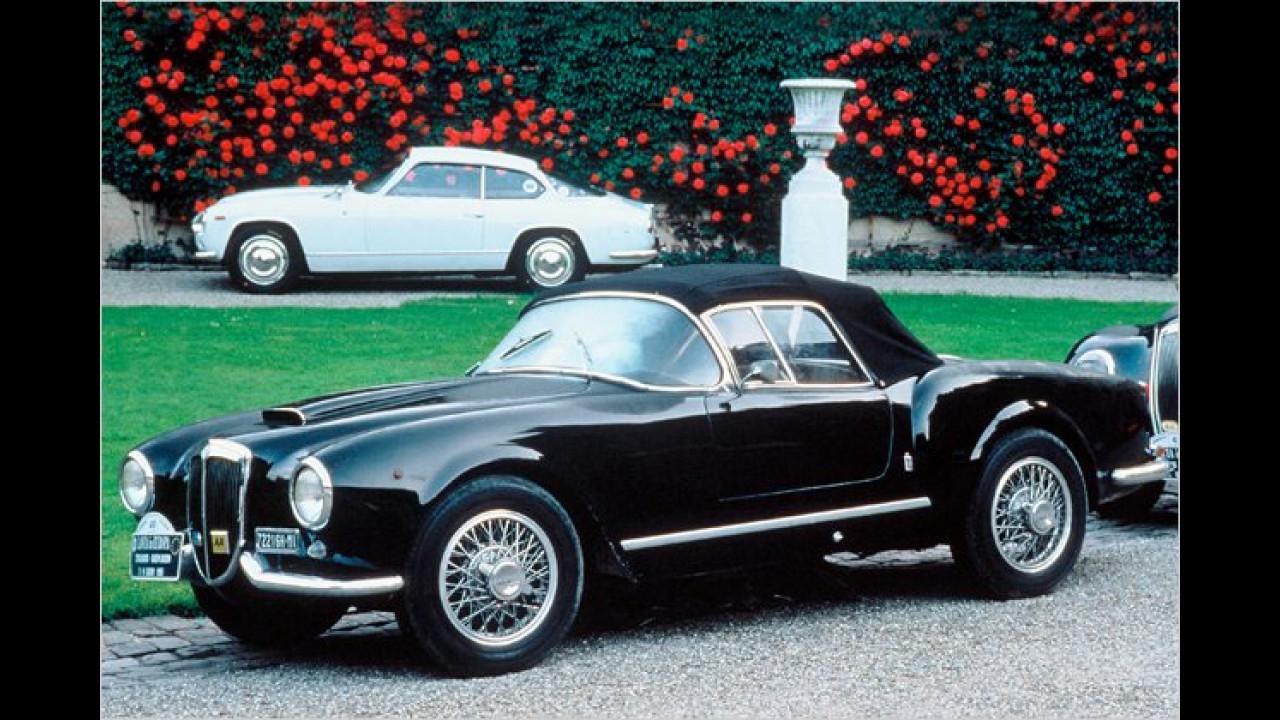 11. Platz: Lancia Aurelia Spider