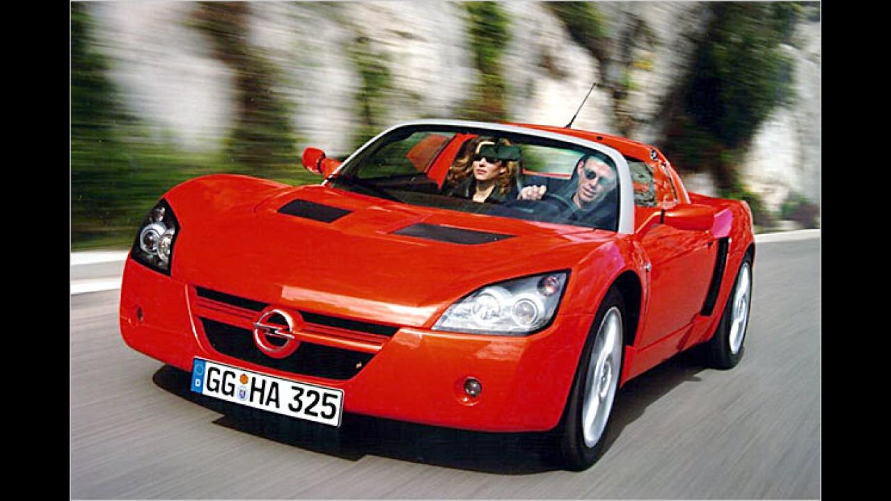 Opel Speedster (2000-2005)