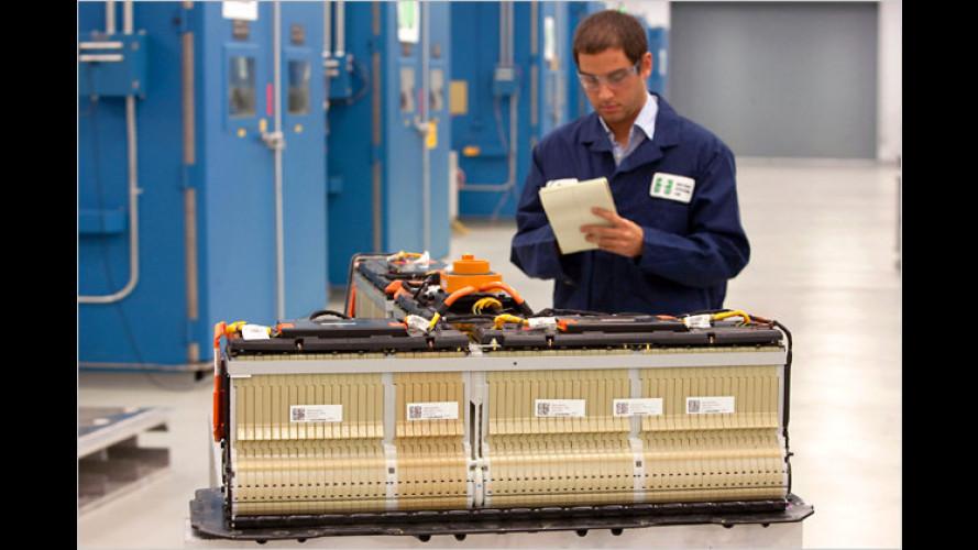 Chevrolet Volt: Acht Jahre Garantie auf die Batterien