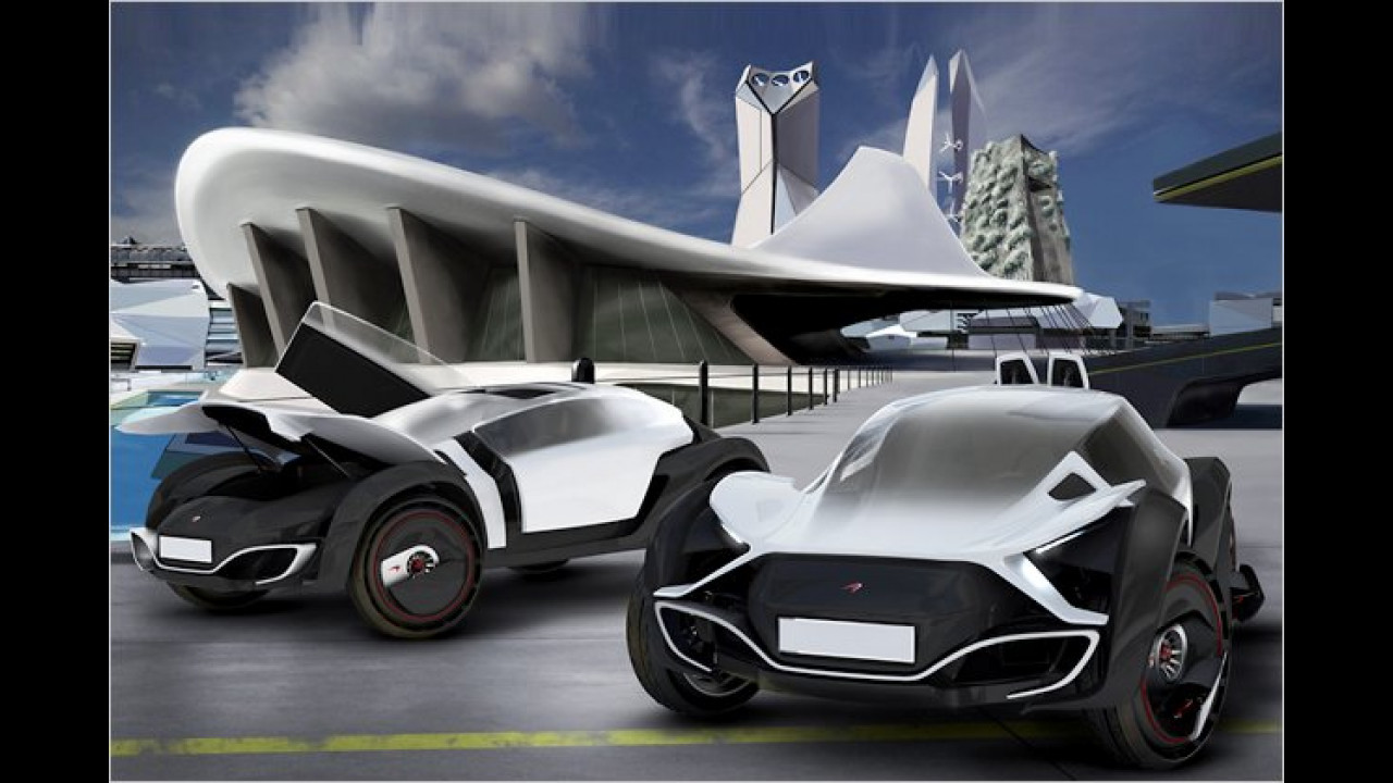 Starke SUV-Visionen