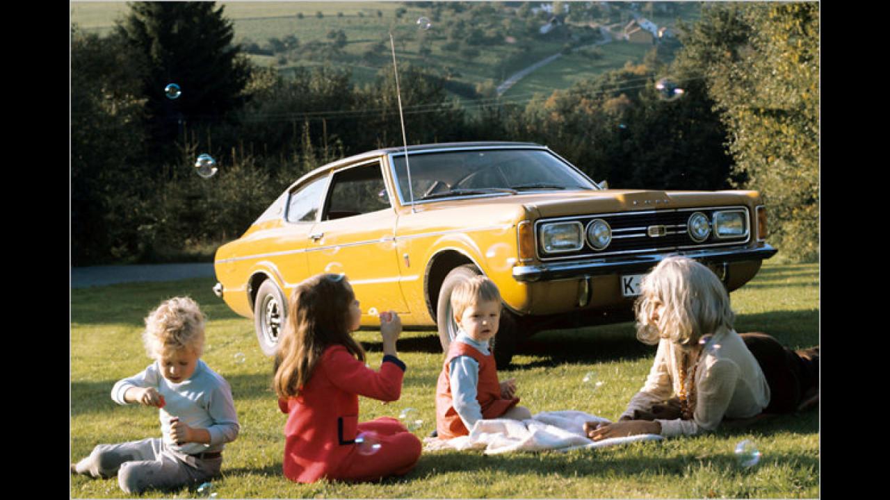 40 Jahre Ford Taunus ,Knudsen