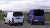 Transporter e Crafter BlueMotion