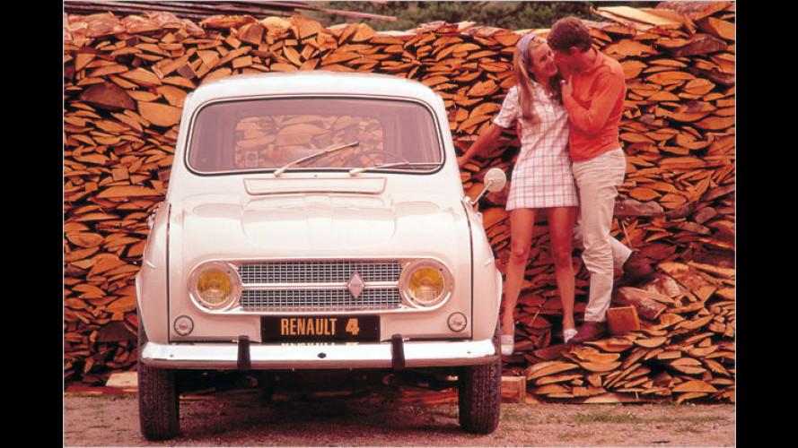 Lässige Legende: Der Renault 4 wird 50