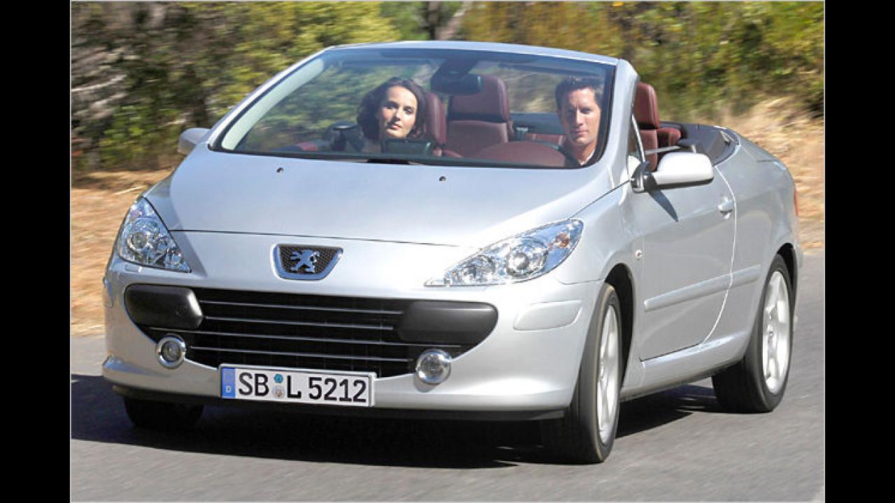 Peugeot 307 CC HDi FAP 135 Sport