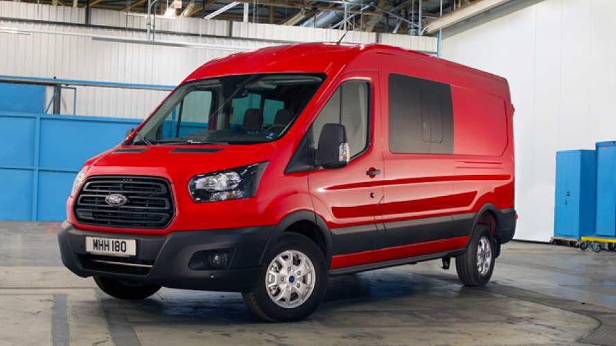 Marzo record in Europa per Ford LCV