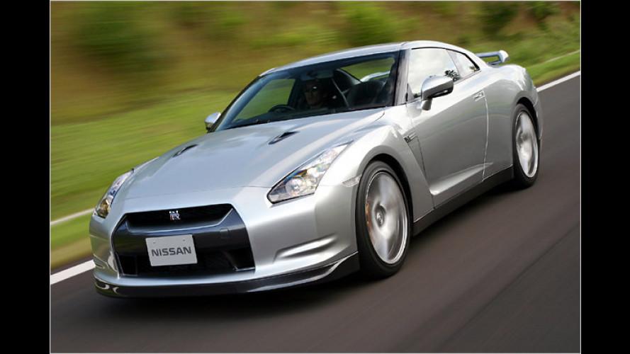Diskretes Feintuning für den Nissan GT-R