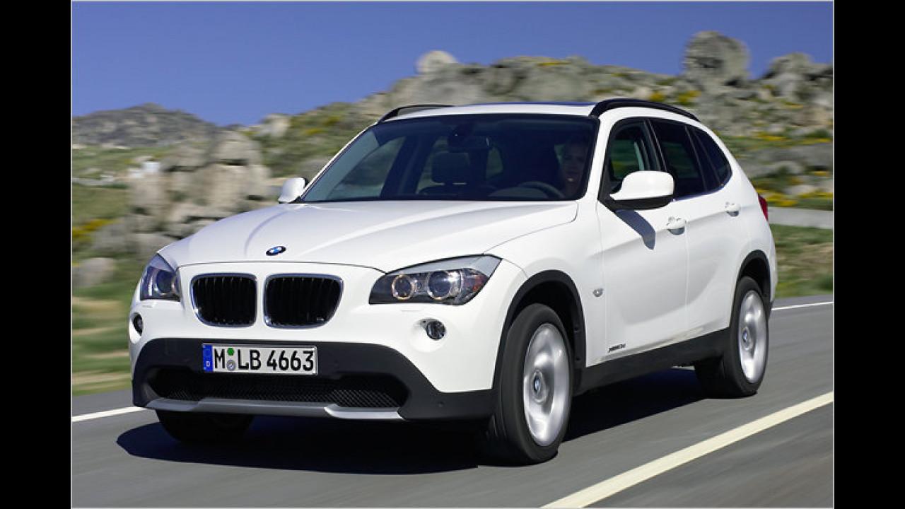 BMW X1 xDrive18d DPF