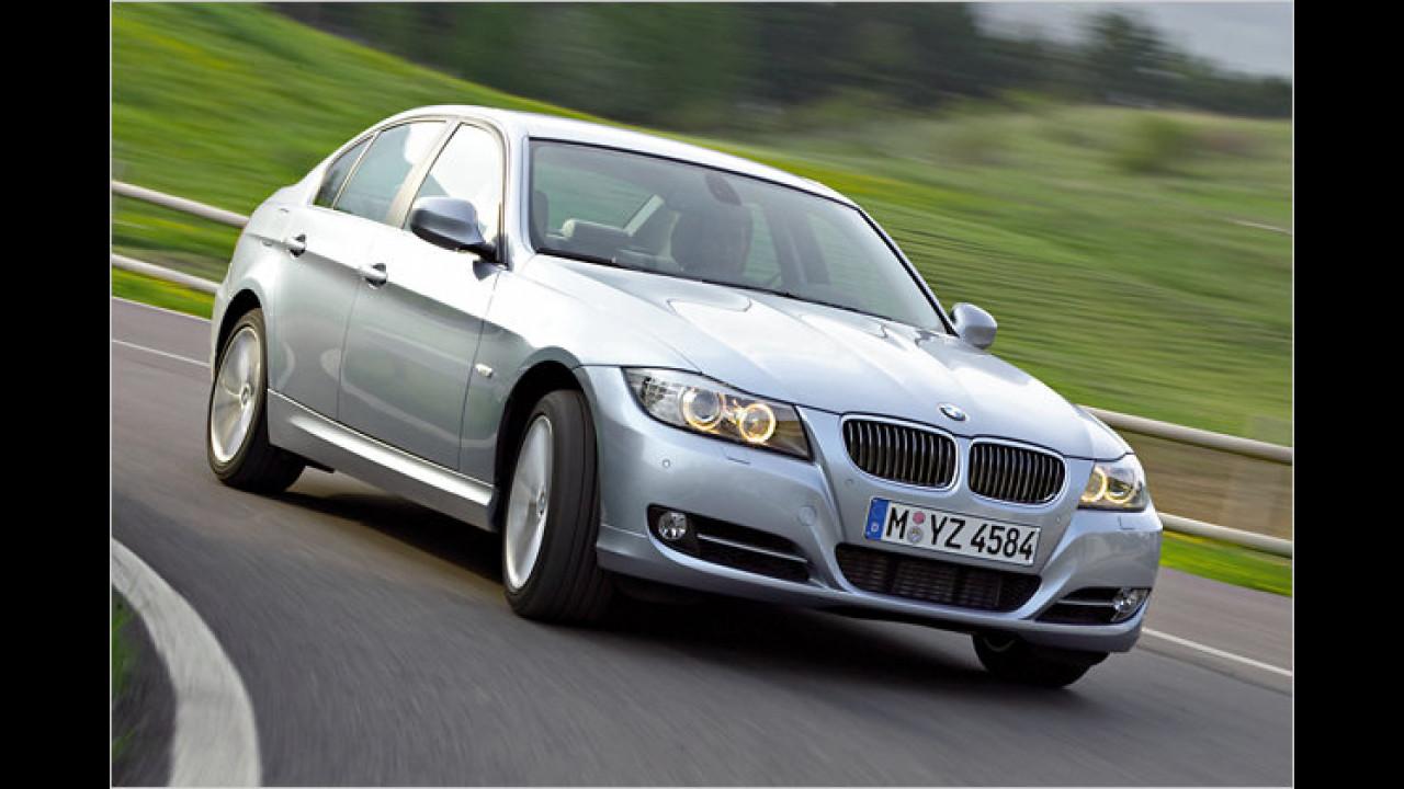 BMW 320d xDrive DPF