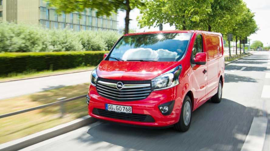 Opel Vivaro, prime impressioni