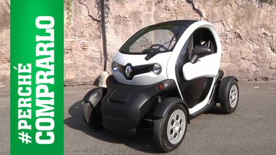 Renault Twizy Cargo | Perché comprarlo... e perché no