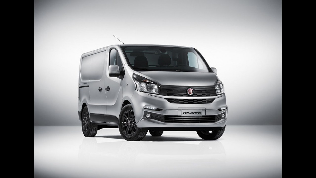 Nuovo Fiat Talento
