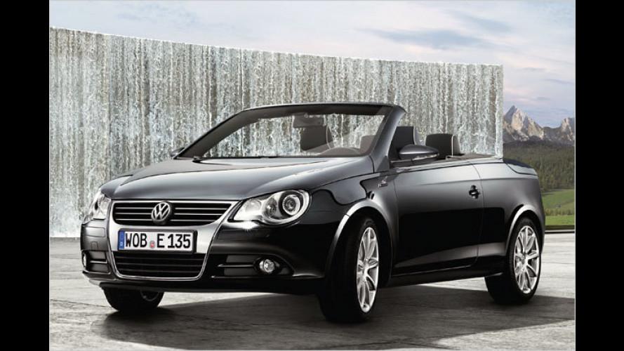 VW bringt Sondermodell des Eos