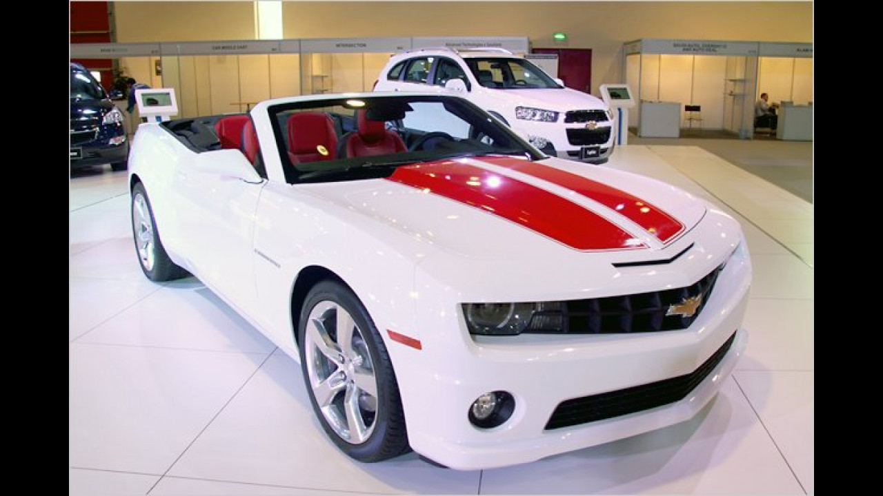 Chevrolet Camaro Convertible Indy 500