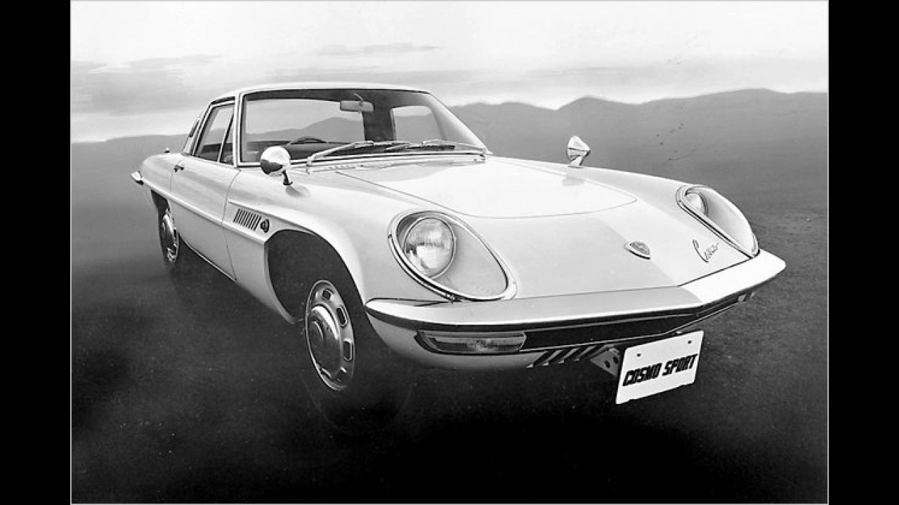 Cosmo Sport 110S (1967)