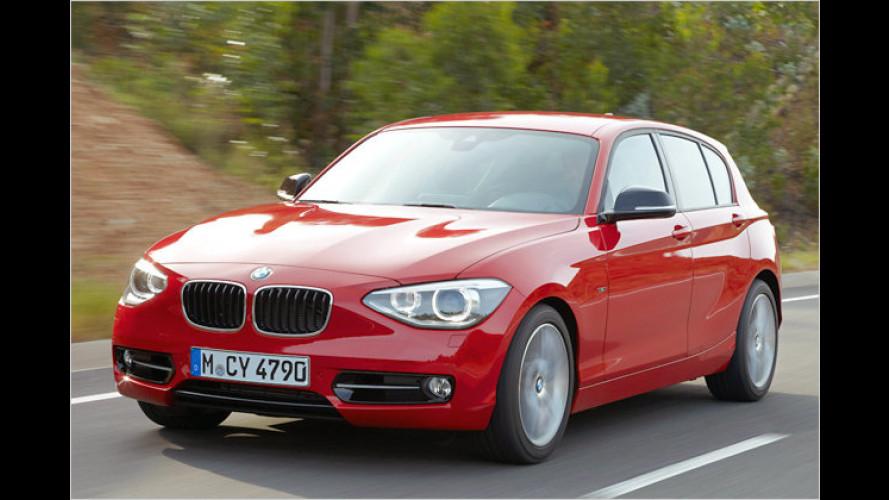 Neuer BMW 1er: Aufgeladen in die Zukunft