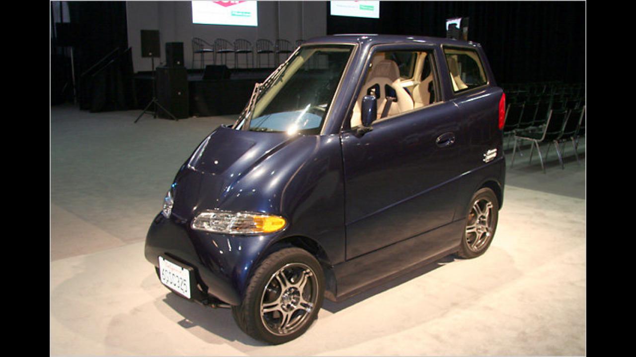 Commuter Cars Tango 600