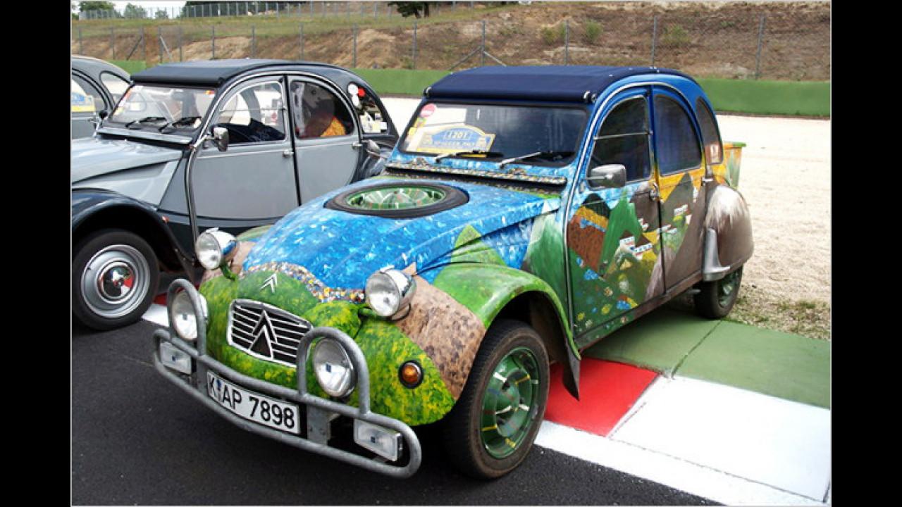Citroën 2CV: ,Ente