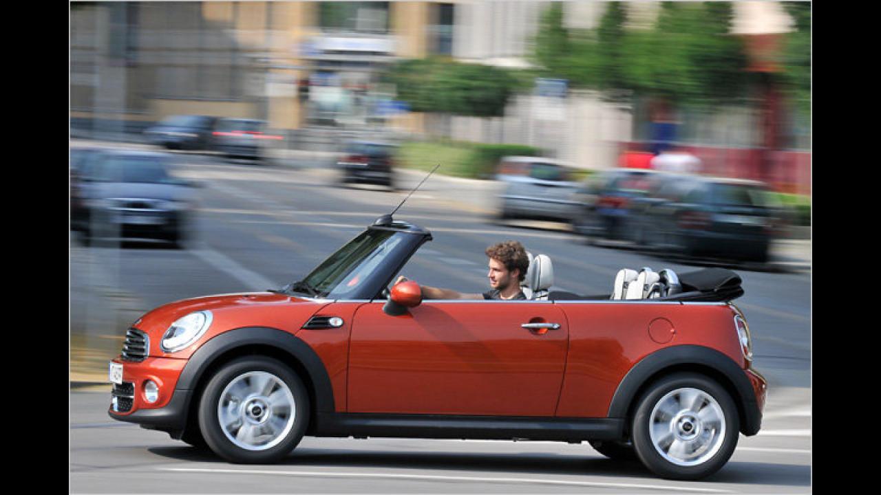 Mini Cooper D Cabrio