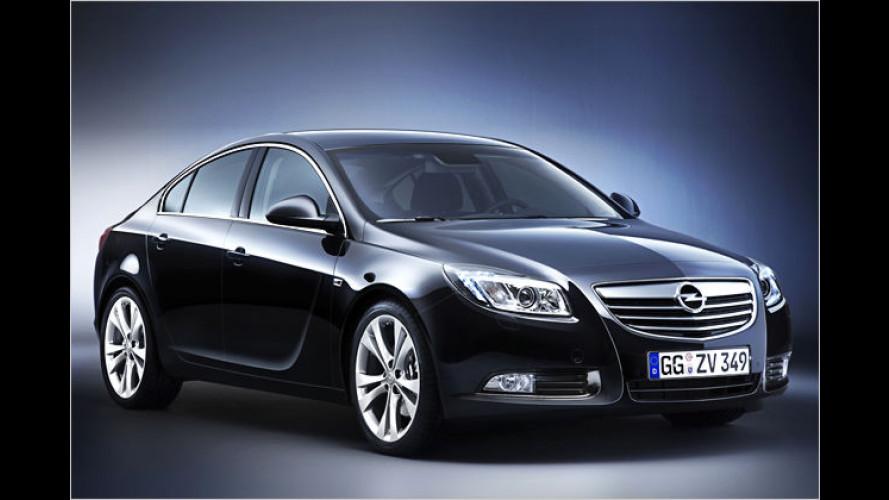 Alles nach vorn: Das Design des Opel Insignia