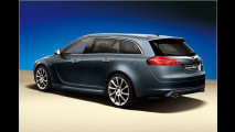 Opel-Kombi getunt